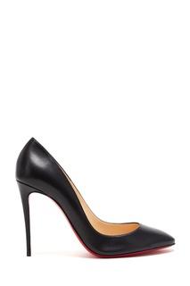 Черные кожаные туфли Eloise 100 Christian Louboutin
