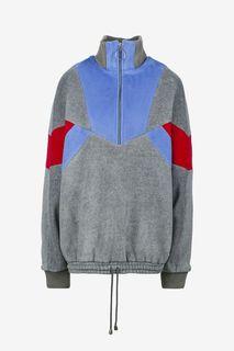 Легкая серая куртка-анорак Erma