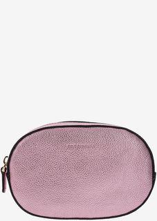 Маленькая поясная сумка из зерненой кожи Mini Bag Coccinelle