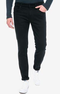 Черные джинсы скинни James Mavi