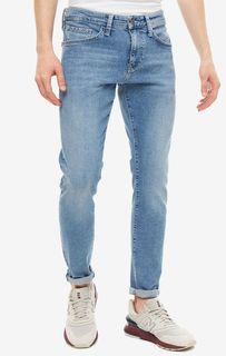 Синие джинсы скинни Leo Mavi
