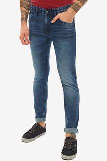 Синие джинсы скинни с низкой посадкой Culver Tom Tailor Denim
