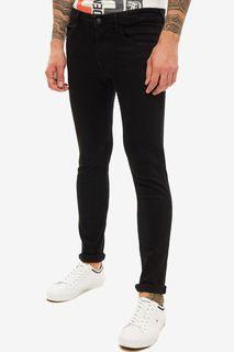 Черные джинсы скинни с низкой посадкой Culver Tom Tailor Denim