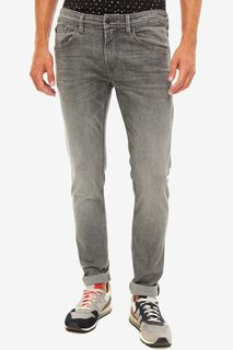 Серые джинсы скинни с низкой посадкой Culver Tom Tailor Denim