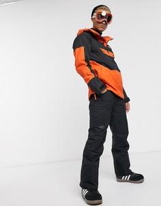 Черные горнолыжные брюки The North Face Presena-Черный