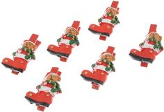 Новогоднее елочное украшение Феникс-Презент Мишки в сапогах