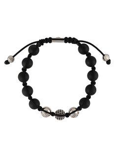 Nialaya Jewelry браслет с бусинами