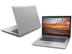 Ноутбук Lenovo IdeaPad 330-17IKBR Grey 81DM00GDRU (Intel Core i3-7020U 2.3 GHz/4096Mb/1000Gb + 16Gb SSD/nVidia GeForce MX150 2048Mb/Wi-Fi/Bluetooth/Cam/17.3/1600x900/Windows 10 Home 64-bit)