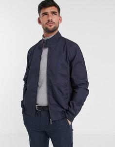 Куртка Харрингтон Ben Sherman-Темно-синий