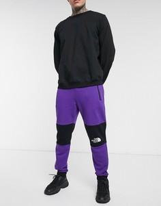 Черно-фиолетовые брюки The North Face Himalayan-Фиолетовый