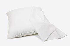 Льняная подушка + наволочка (лён+хлопок) Разм.: 40*60 арт. E885 Smart Textile
