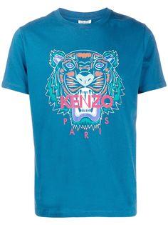 Kenzo футболка Holiday Capsule Tiger
