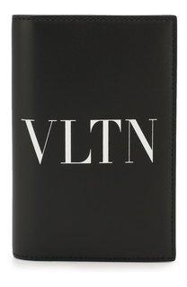 Кожаная обложка для паспорта Valentino Garavani Valentino