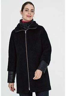 Утепленное пальто Madzerini