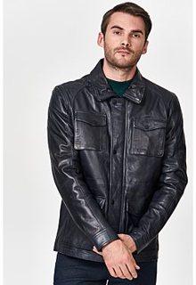 Куртка из натуральной кожи Urban Fashion for men