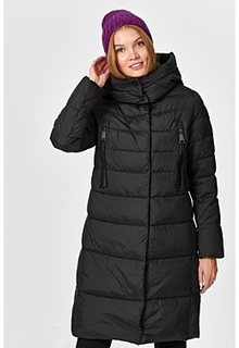 Утепленное стеганое пальто Neohit