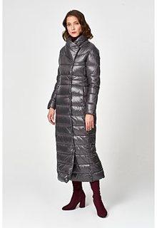 Стеганое пуховое пальто Neohit