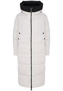 Стеганое пальто с капюшоном Neohit