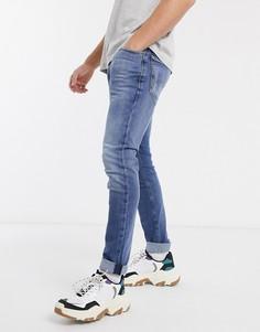 Джинсы скинни Tommy Jeans-Синий