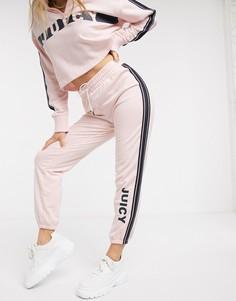 Спортивные брюки Juicy couture-Розовый