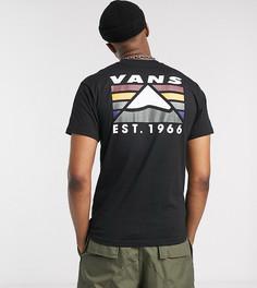Черная футболка Vans эксклюзивно для ASOS-Черный