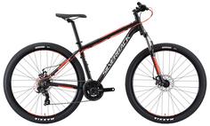 Велосипед Silverback Stride 29 MD 2019 L черный/серый