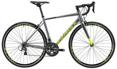 "Велосипед Silverback Strela Comp 2019 21"" серый"