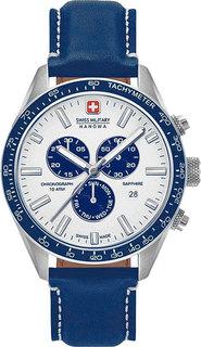 Наручные часы кварцевые мужские Swiss Military Hanowa 06-4314.04.003