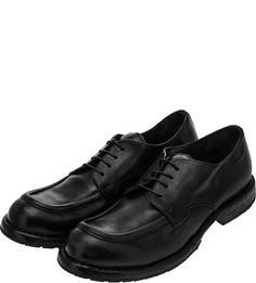 Ботинки мужские Moma 2AW021-CU черные 43 RU