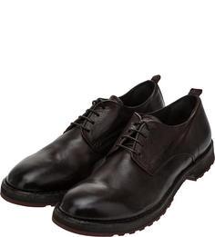 Ботинки мужские Moma 2AW032CU коричневые 43 RU
