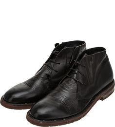 Ботинки мужские Moma 2BW040-ST коричневые 43 RU