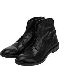 Ботинки мужские Moma 2CW022-ST черные 42 IT
