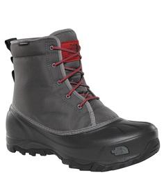 Ботинки мужские The North Face Tsumoru, zinc grey/tnf black, 8 US