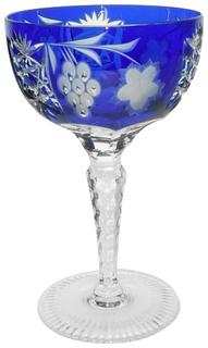Фужер Ajka Crystal 1/cobaltblue/64576 Синий