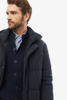 Куртка мужская GEOX M9428Y T2504 F4386 синяя 52 IT