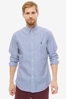 Рубашка мужская Polo Ralph Lauren 710705967009 белая L