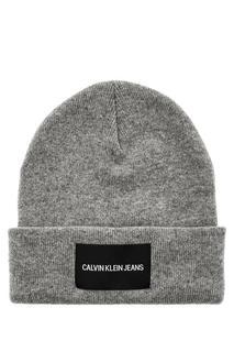 Шапка мужская Calvin Klein Jeans K50K5.4935.P010 серый ONE SIZE