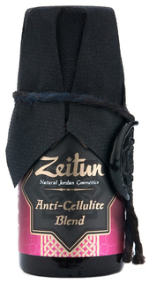 Антицеллюлитное средство Zeitun №5 Антицеллюлитная смесь эфирных масел 10 мл Зейтун