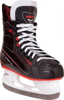 Коньки хоккейные RGX-2030 Red, размер 39