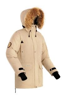 Куртка мужская Bask Shl Yenisey, бежевая, 50 RU