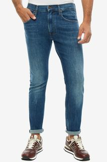 Джинсы мужские Tommy Jeans DM0DM06363 911 синие 33/34 US