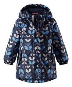 Куртка Reima Reimatec winter jacket Ohra синяя р.92
