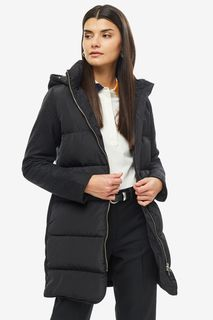 Куртка женская Lacoste BF172626ST черная 36 FR
