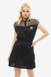 Платье женское DIESEL 00SUPA 0QAWT 9XX черное XS