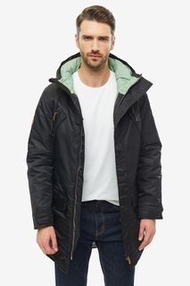 Куртка мужская Запорожец Heritage 9W.M.Z.06.00.353 черная 2XL