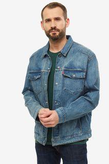 Куртка мужская Levis 6777800030 синяя S Levis®