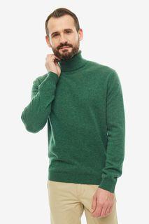 Водолазка мужская United Colors of Benetton 1002U2180_598 зеленая XS