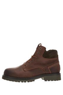 Ботинки мужские Wrangler WM92000R коричневые 42 RU