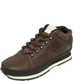 Кроссовки мужские New Balance H754LLB/D коричневые 8.5 US