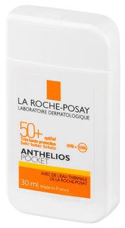 Солнцезащитное молочко La Roche-Posay Anthelios SPF 50+ 30 мл
